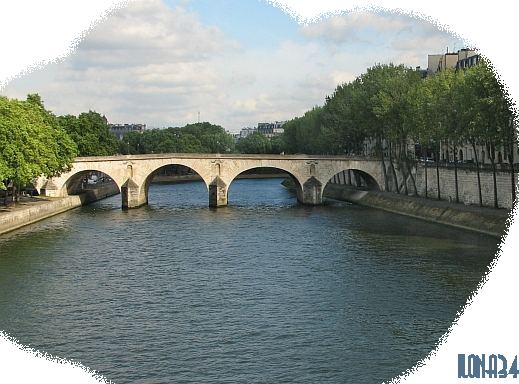 Tube pont