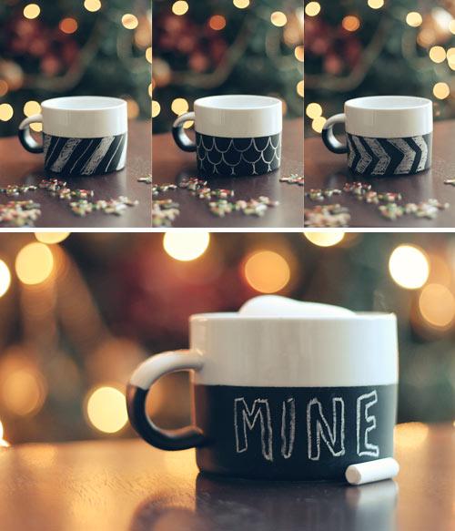 35 cadeaux de Noël faits main que vous allez finalement garder pour vous
