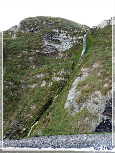 Cascades - Inaccessible Island - Tristan da Cunha