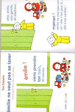 histoire pour les petits 1-3 ans
