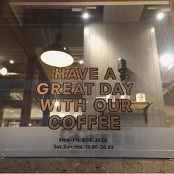 A la recherche d'un café chaud