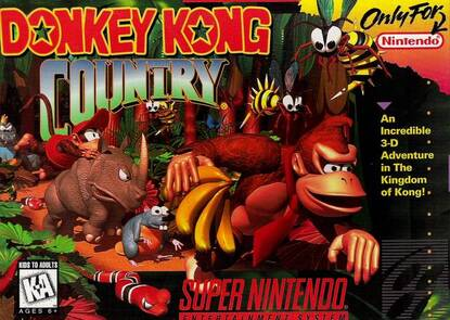 Donkey Kong Country 10/10