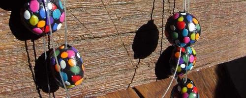 Bijoux colorés