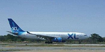 Airbus A330 XLAirways