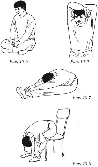 Китайские упражнения для лечения геморроя