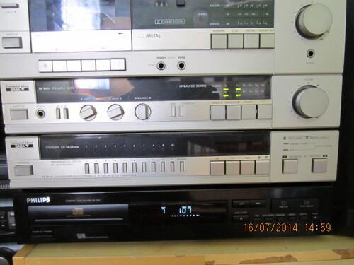 "Chaine Hi-Fi "" Continental Edison Saba """