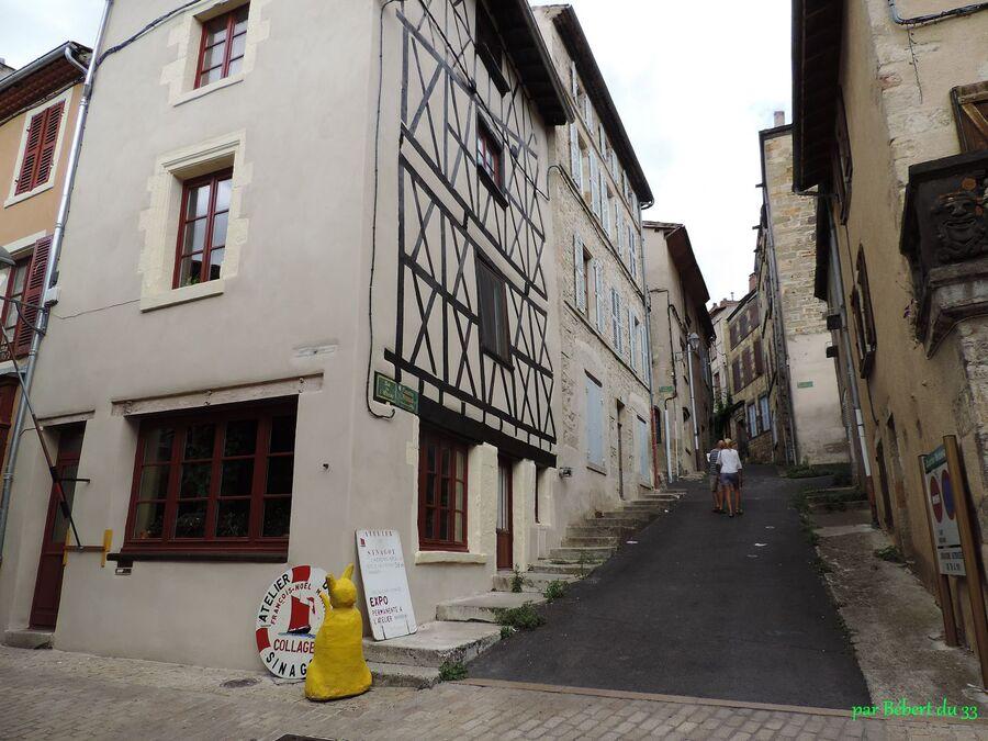 Billom en Auvergne (63)