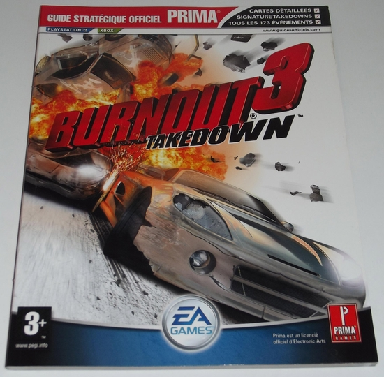 Guide Burnout 3