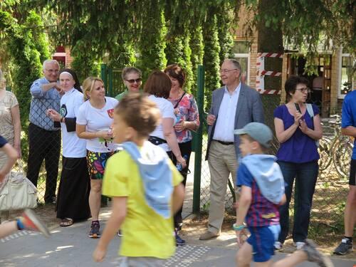 Dimanche 5 juin : Participation à la course au Mémorial de Zofia Morawska