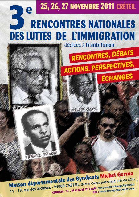 Luttes de l'immigration