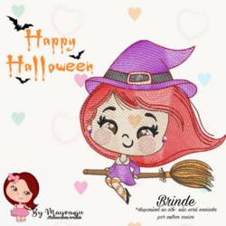 """Mademoiselle """"Halloween""""."""