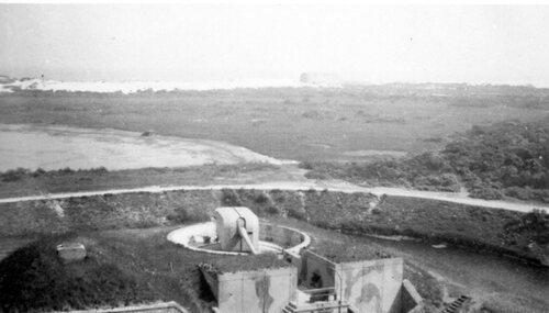 La batterie du bastion II, 2e partie