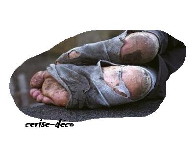 nouveau défi : la colère quand des gens dorment encore dans la rue