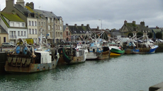 ESCAPADE GOURMANDE A PORT EN BESSIN