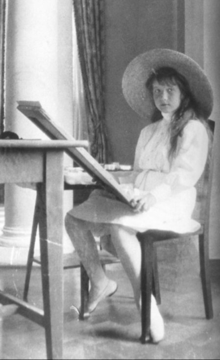 Anastasia Romanov Nikolaïevna.. mes dernières heures..