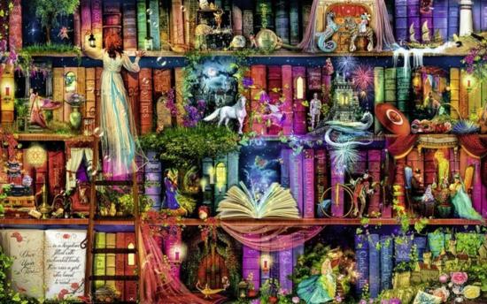 Le réconfort des livres