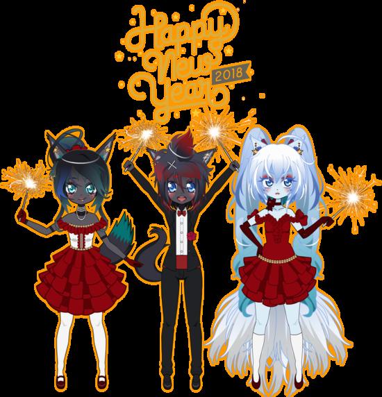 HAPPY NEW YEARS 2018 !!!
