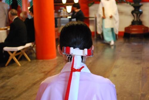 de magnifiques photographies sur la religion du shintoïsme