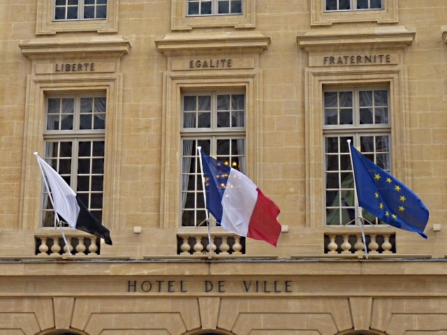 Metz Hôtel de Ville élections 12 03 2010