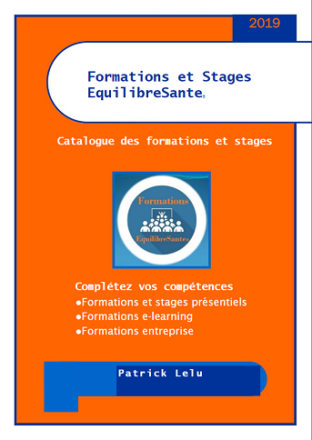 ACCUEIL FORMATIONS EquilibreSante®