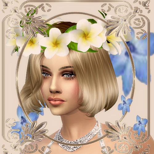 ♥Bouquet de Fleurs♥ cc