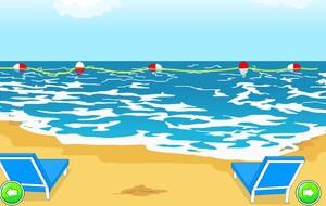 Jouer à Beach resort escape