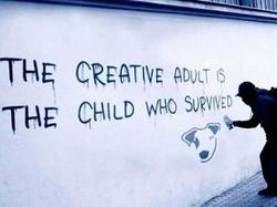 Les artistes sont des gens heureux ♥