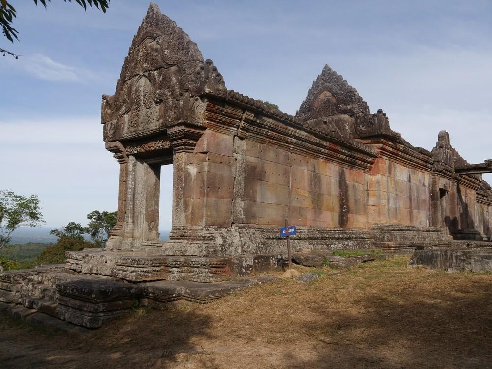Temple de Preah Vihear - Cambodge