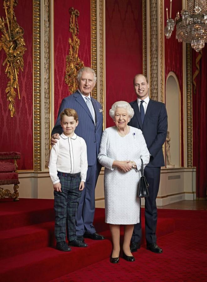 4 générations au Royaume-Uni