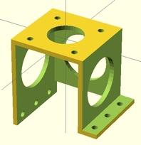 QU-BD TwoUp,leca philippe,philippe leca,3d printer,imprimante 3d,maker