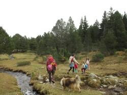 Rando/nonsco : étang de Rabassoles (Donezan) - 09