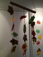 Mobile d'automne