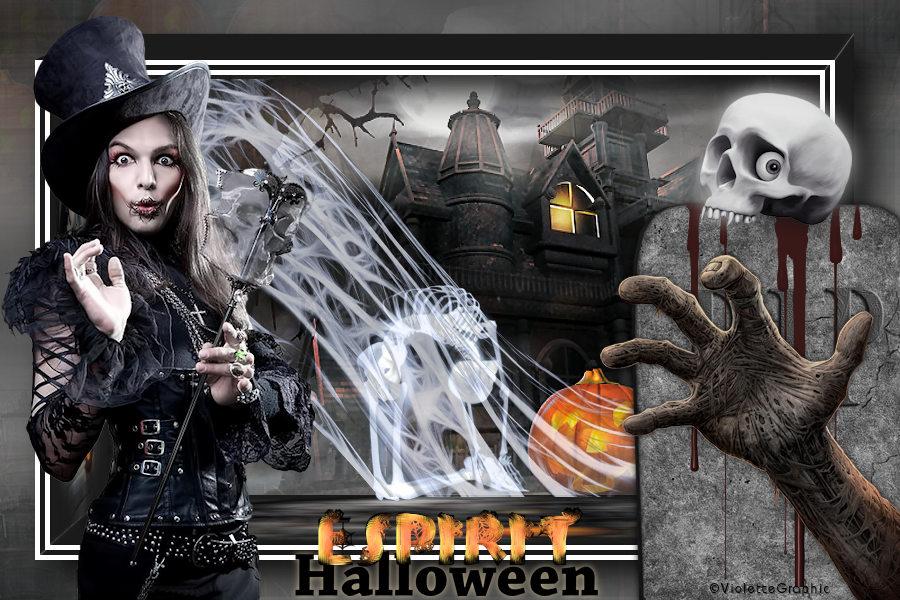Esprit Halloween