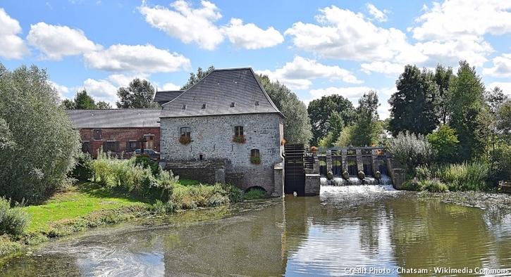 Moulin du Grand Fayt