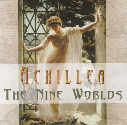 ACHILLEA - Nine Worlds (2005)  (Chillout)