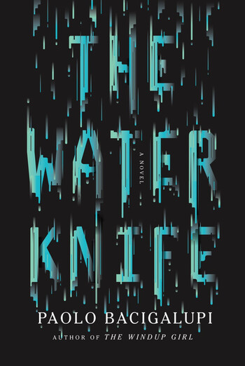 [Interview] Paolo Bacigulapi - Water Knife