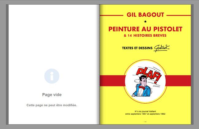 Gil Bagout, par Godard