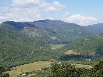 La vallée de la Verne
