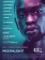 Moonlight : Après avoir grandi dans un quartier difficile de Miami, Chiron, un jeune homme tente de trouver sa place dans le monde. Moonlight évoque son parcours, de l'enfance à l'âge adulte. ...-----... Origine : Américain  Réalisation : Barry Jenkins  Durée : 1h 51min  Acteur(s) : Alex R. Hibbert,Ashton Sanders,Trevante Rhodes  Genre : Drame  Date de sortie : 1 février 2017  Année de production : 2016  Distributeur : Mars Films  Critiques Spectateurs : 4,1