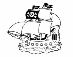 Gestion de classe - Les p'tits pirates à la découverte du monde