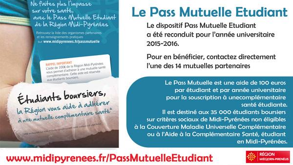 Pass Mutuelle Etudiant