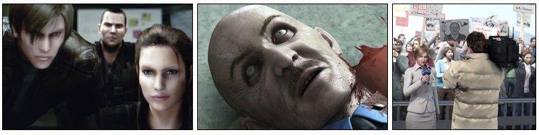 Film d'animation ❖ Resident Evil - Degeneration