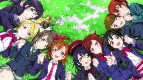 Love Live ! School Idol Project