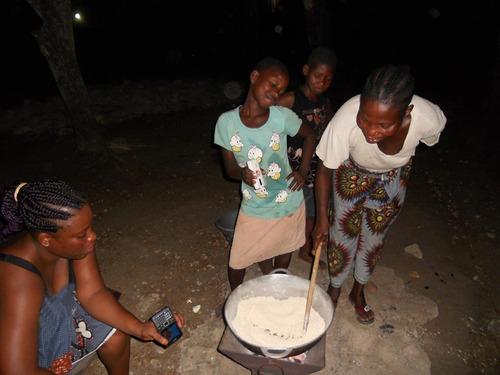 Avril 2016 soirée Djenkume à Pagala
