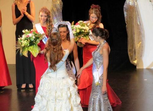 L'élection de Miss Côte d'Or 2012 à Châtillon sur Seine