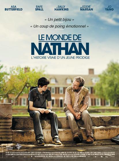 [movie] X+Y, Le monde de Nathan ∞ Les gens trouvent que je suis bizarre (Review)