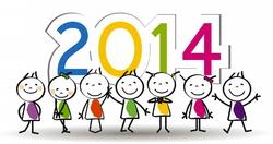 Tres Bonne Année 2014!!!