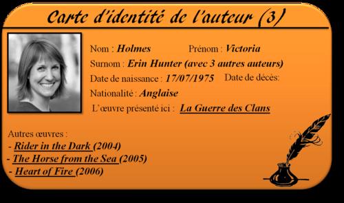 Victoria Holmes