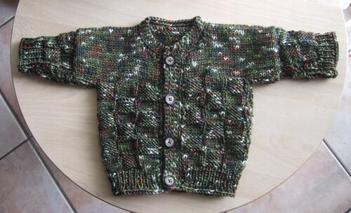 Des envies de tricoter ce mois ci- FINI