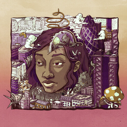 Little Simz - Stillness In Wonderland (Deluxe Edition) (2017) [Alternative Hip Hop]